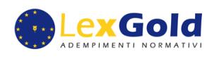 logo lex gold