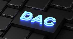DAC acronym (D-to-A or Digital to analog converter)